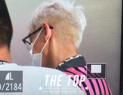 Big Bang - Incheon Airport - 07aug2015 - The TOP - 06