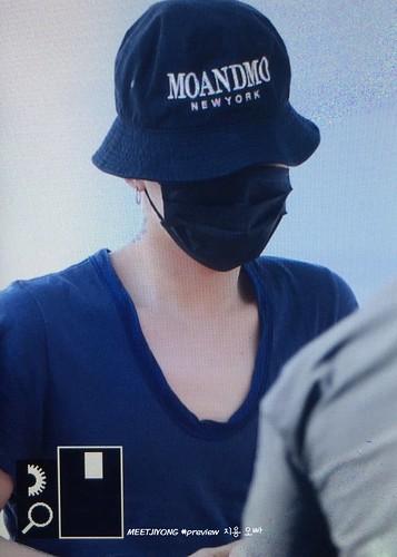 Big Bang - Incheon Airport - 05jun2016 - MEETJIYONG - 04