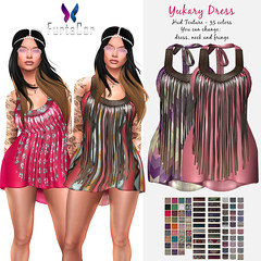 FurtaCor  yukary dress - flickr e face