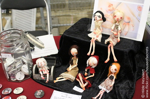 Creepy cute dolls