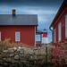 Hållö Lighthouse by Iltsev