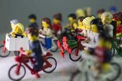 Copenhagenize Lego