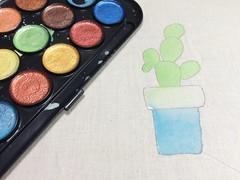 turquoise(0.0), food(0.0), human body(0.0), dessert(0.0), pink(0.0), eye(0.0), green(1.0), eye shadow(1.0), blue(1.0), organ(1.0),