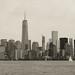 Southern Tip Of Manhattan, New York City by Firoz Ansari