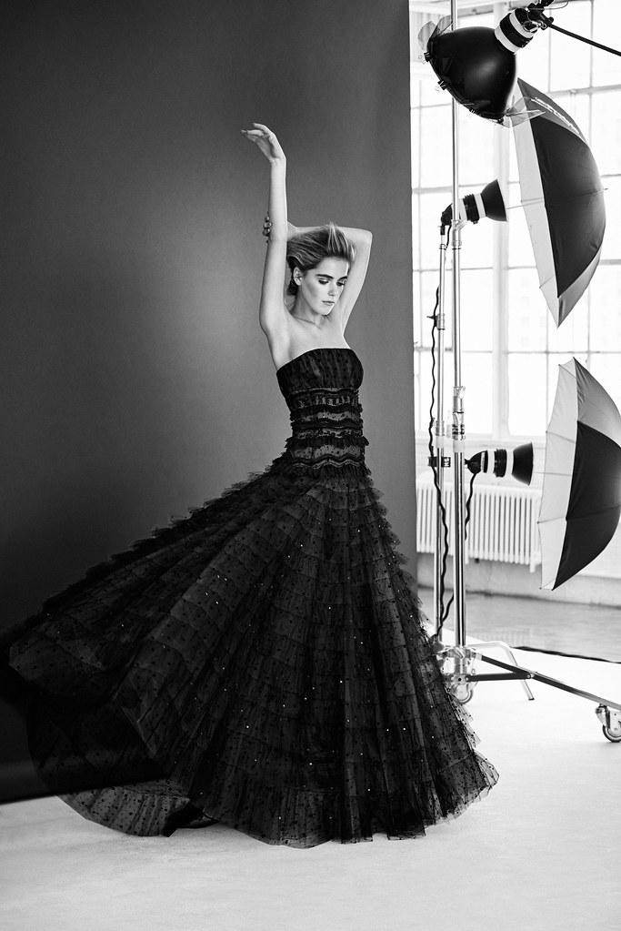 Кирнан Шипка — Фотосессия для «Carolina Herrera» 2016 – 2