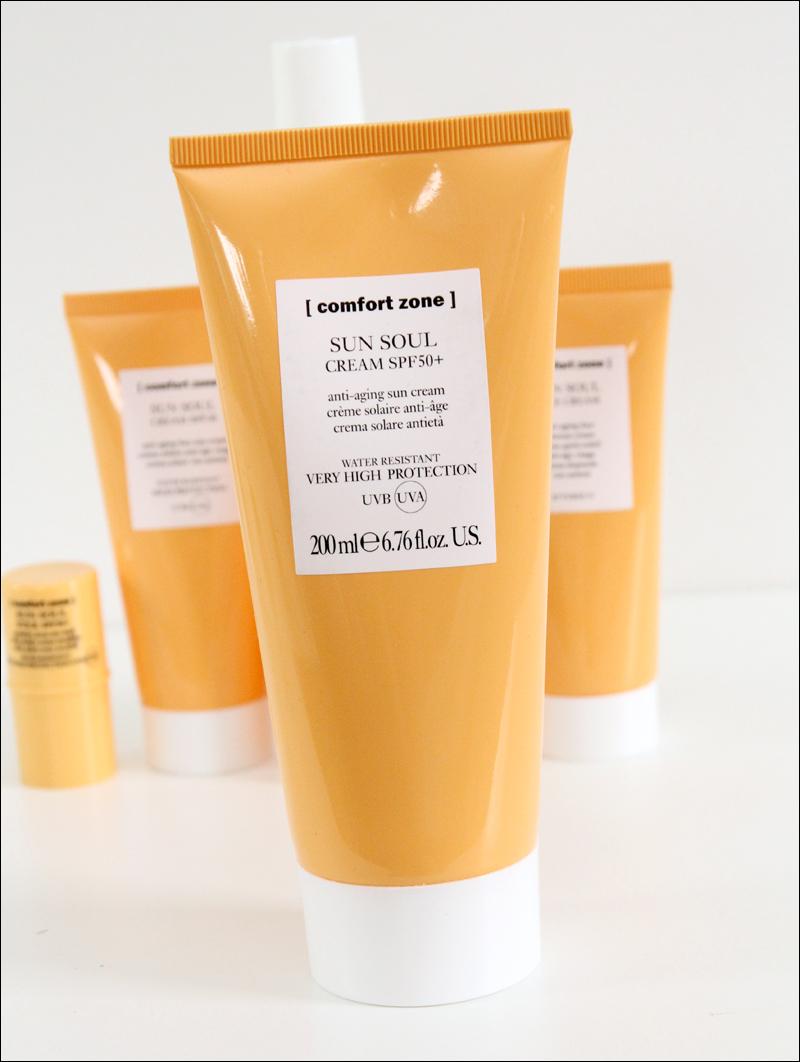 Comfort zone sun soul cream spf50+