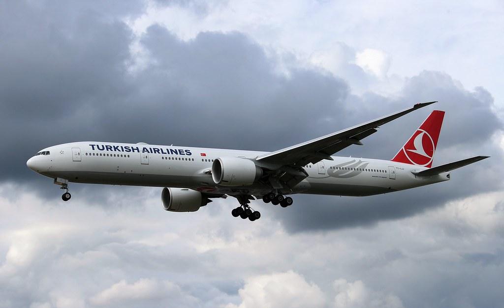 TC-LJJ - B77W - Turkish Airlines