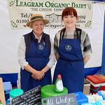Lancashire Market in Preston 2016 - Cheese Stall