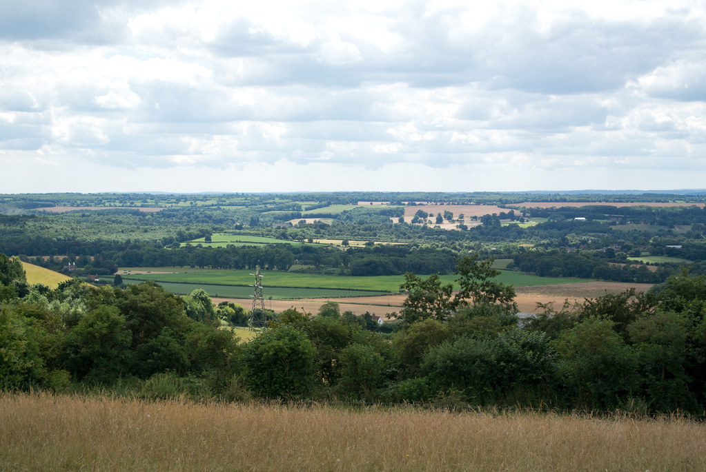 Viewpoint Diversion Hollingbourne Circular via Hucking