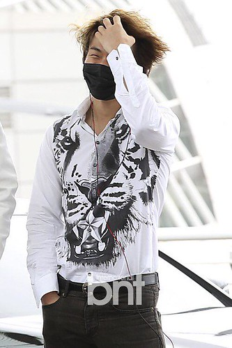 BIGBANG GDTOPDAE departure Seoul to Hangzhou Press 2015-08-25 119