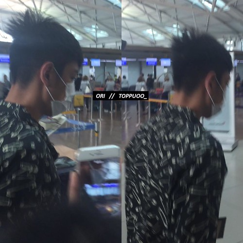 Big Bang - Incheon Airport - 19jun2015 - Toppuoo_ - 03