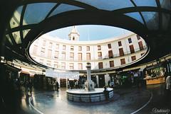 Plaça Redona. Valencia. Spain
