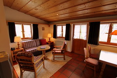 Gatterhof Ferienwohnung Nr. 8 Wohnzimmer