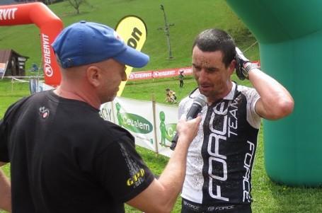 Valachy Duatlon vyhrál Fojtík, padl účastnický rekord