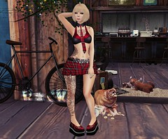 .::WoW Skins::., 20.FIVE, Cute Poison, FaMESHed, Infected, Janaina Mcminnar, Tameless Hair