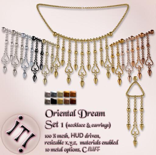 !IT! - Oriental Dream Set 1 Image