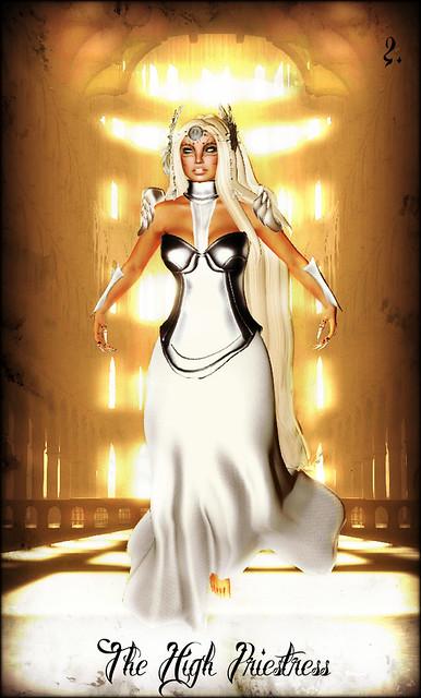 High Priestress - egopixel Deed - Main Contest - 1