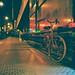 A red bike... by eliezede.com