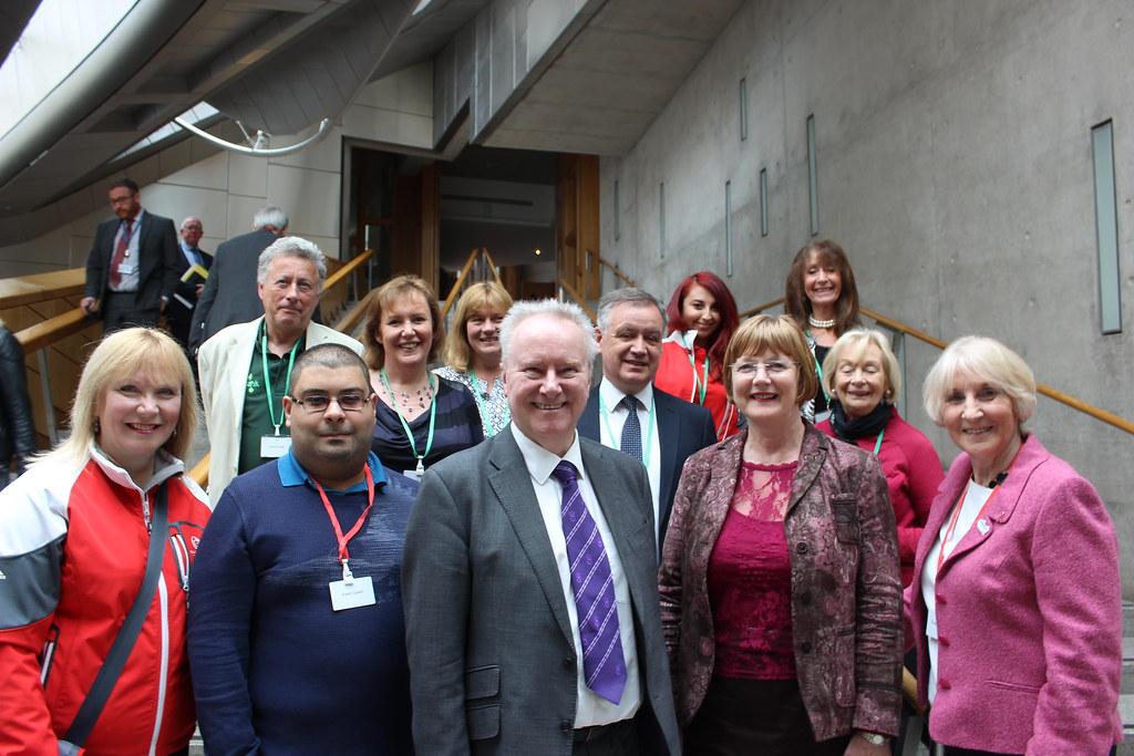 Volunteers Week Holyrood 2015 - 9104