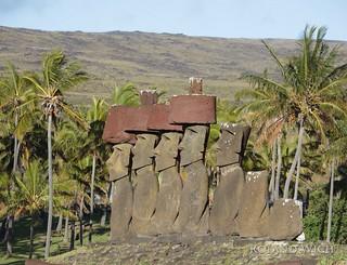 Easter Island - Anakena