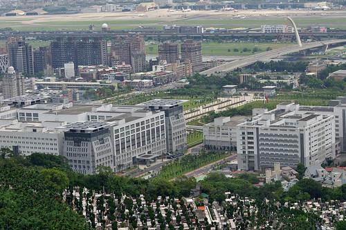 劍潭山親山步道-老地方觀機平台-國防部
