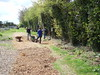 Gatehouse Allotments Working Party April 2016