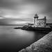 Lighthouse in Howth, Dublin by Wojtek Piatek