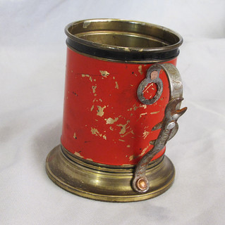 Brass Wasteland style camping cup