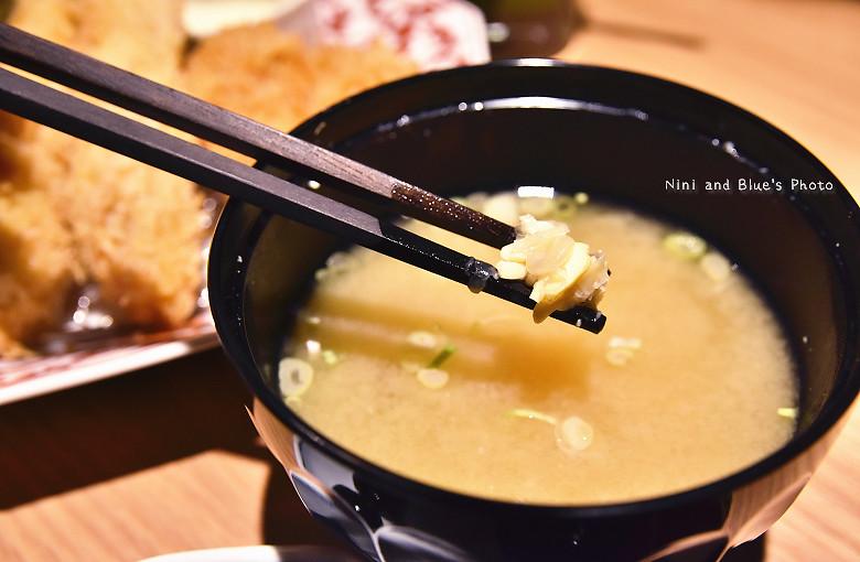 銀座杏子豬排台中美食餐廳景點廣三SOGO店17