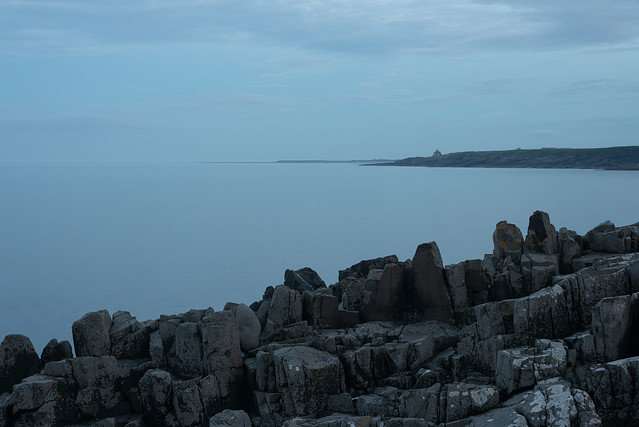 Cullernose Point - Northumberland