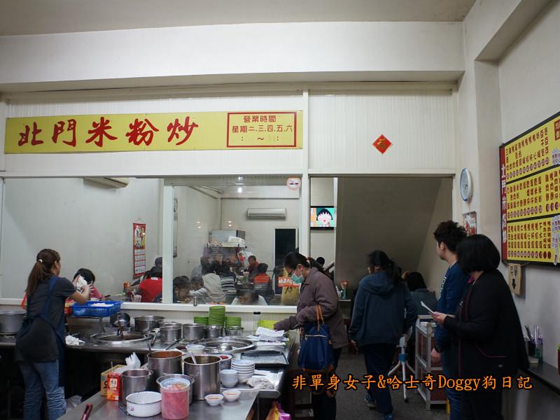 宜蘭幾米廣場公園北門蒜味肉羮米粉炒36