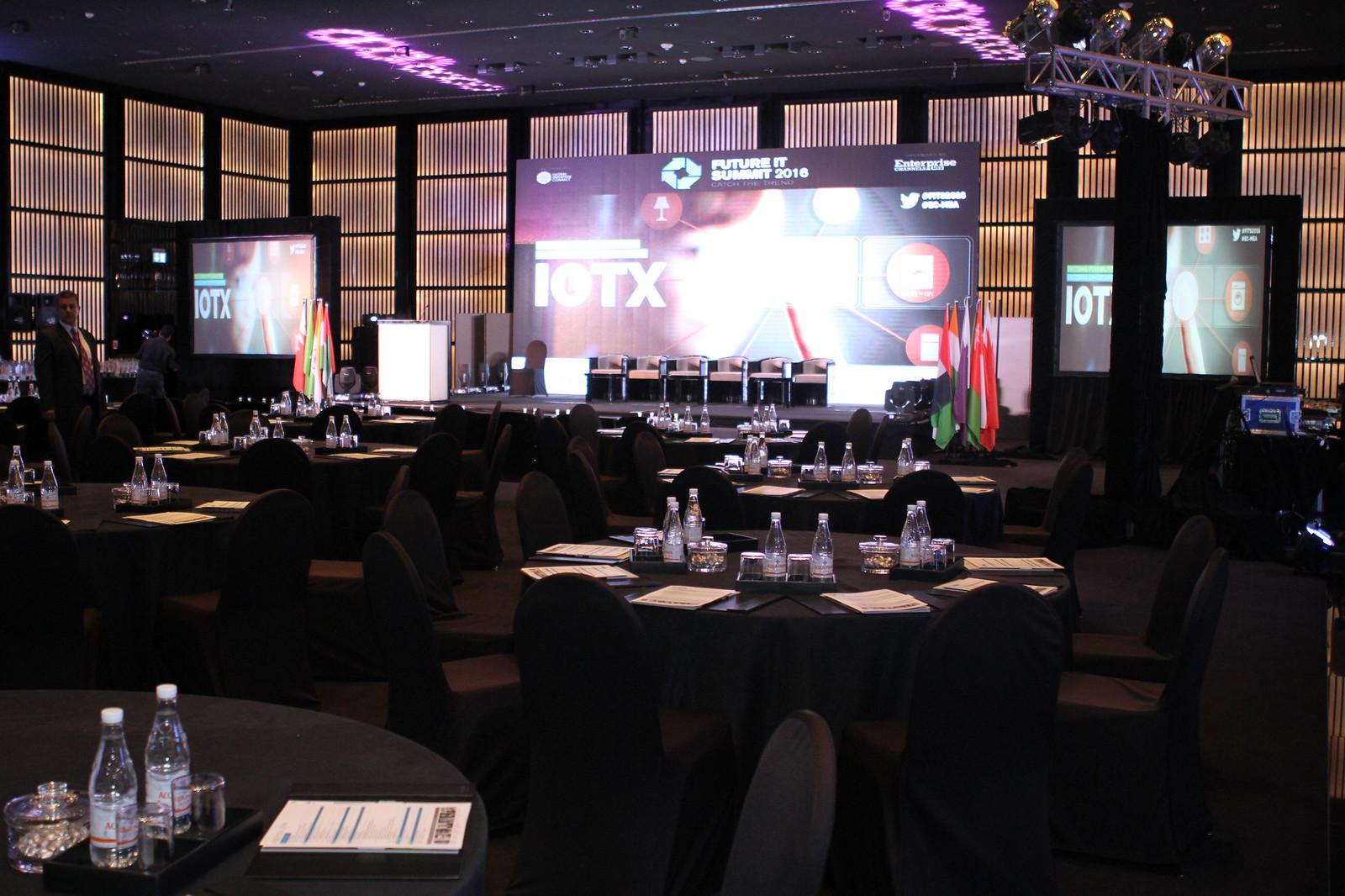 Future IT Summit - Catalyst Awards - 2016