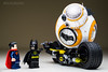 BB-8 : Batman's New Sidekick!