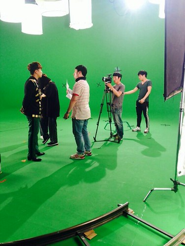 Seung Ri - Tower of Saviors - 2014 - BTS - 03