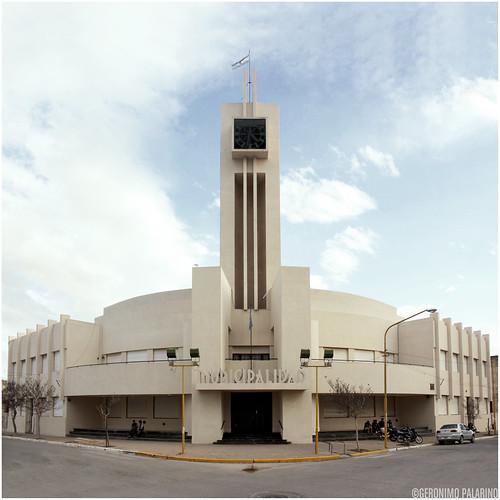 Palacios Municipal Adolfo Gonzáles Chaves
