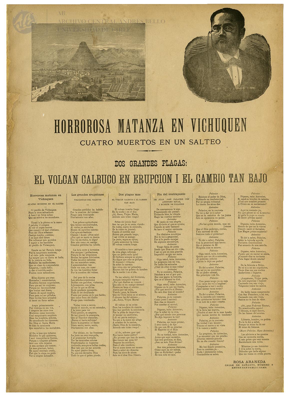 Lira Popular: Rosa Araneda