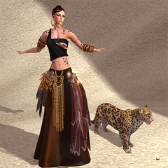 LuceMia - Colour of Couture 2015 Challenge 4