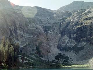 At Big Hamilton Lake