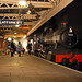 Loughborough Central at Night by Treflyn