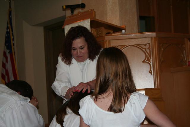 Faith's Baptism