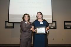 15430 Kelli Smith, ISSCM Awards Ceremony 4-29-15