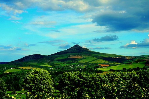 Great Sugarloaf Mountain, Co.Wicklow