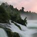Wassermassen am Rheinfall by uwe20