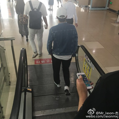 BIGBANG Arrival Harbin 2016-06-24 (7)