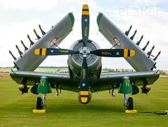 F-AZHK Douglas AD-4N Skyraider c/n 7802 ex 127002