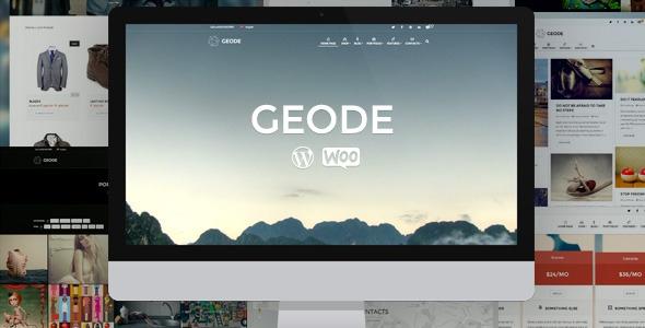 Geode v1.8.1 - Elegant eCommerce Multipurpose Theme