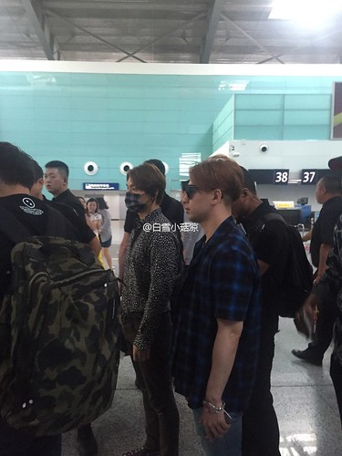 Big Bang - Dalian Airport - 26jun2016 - seungri1314 - 12