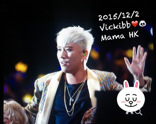 Big Bang - MAMA 2015 - 02dec2015 - vickibblee - 21
