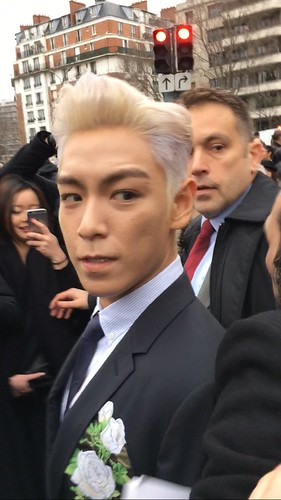 TOP - Dior Homme Fashion Show - 23jan2016 - 1845495291 - 28