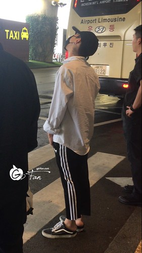 Big Bang - Incheon Airport - 24jun2016 - GD Fan - 06